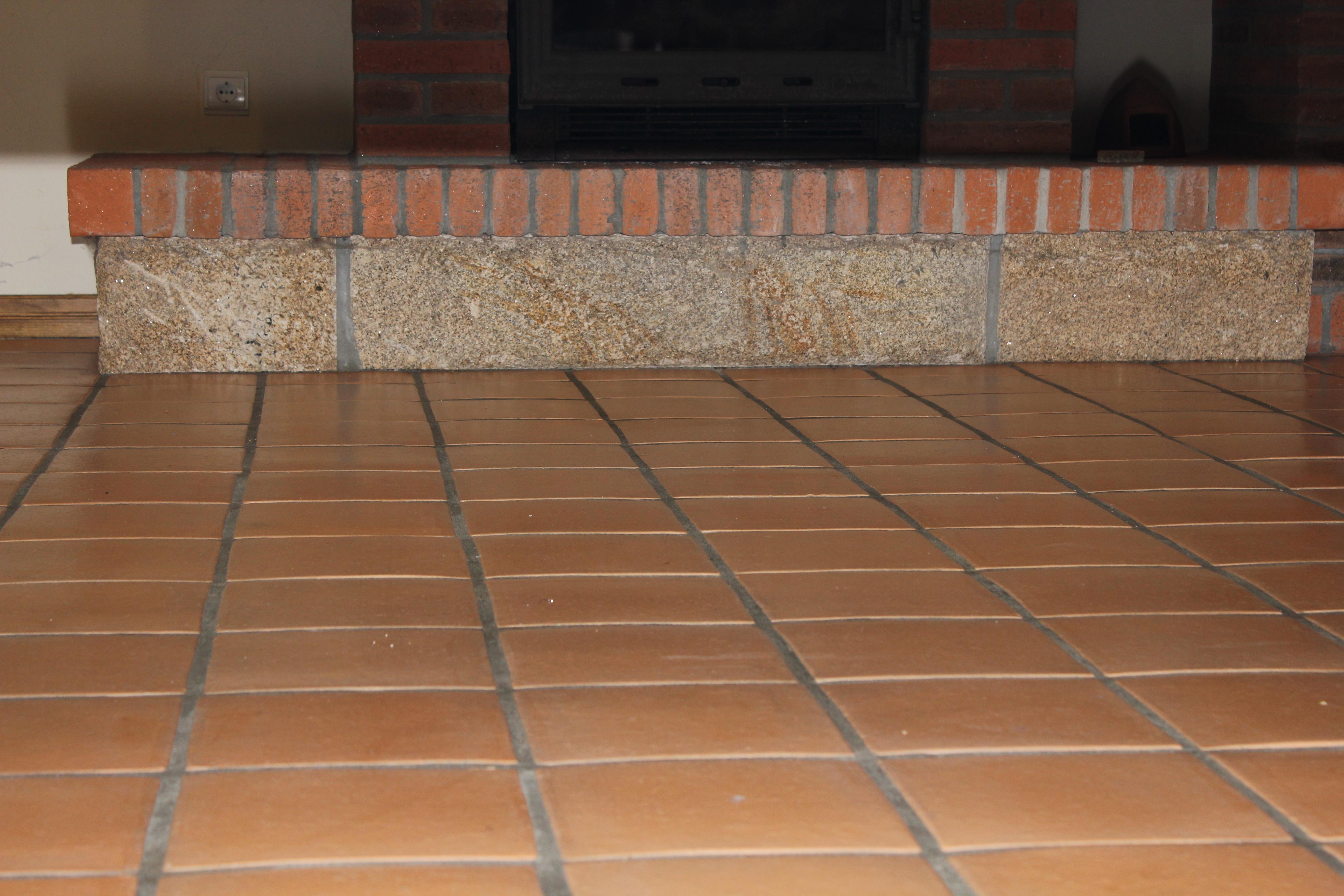 Tijoleira r stica cenol for Pavimentos ecologicos para exteriores